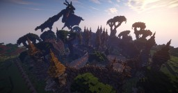 Free Factions Spawn Minecraft Project