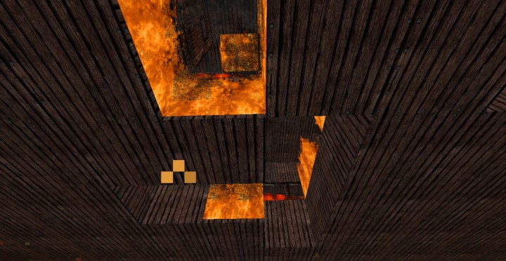 Burned 2 Survive The Great Fire Minecraft Project