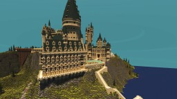 Hogwarts Replica - 255 blocks + Download Minecraft