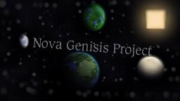 Nova Genesis Project (Sci-Fi Machinima) Minecraft Blog Post