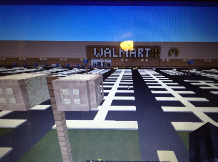 Best Walmart Minecraft Maps & Projects - Planet Minecraft