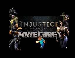 Injustice: Gods Among Us Map Minecraft Project