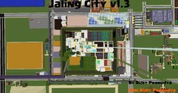 Jaling City v1.3 Minecraft Map & Project