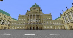 Federal Palace of Switzerland Minecraft