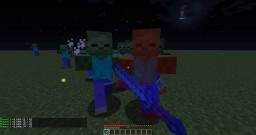 Rawstrus Zombie Survival! Minecraft Mod