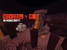 'Seek': EVOLVE In Minecraft! Hunt, Kill, and Hide! (2-5 player Hide and Seek Themed Map, with a twist!) Minecraft Map & Project