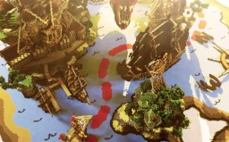 Transmarine Treasure Map Minecraft Map & Project