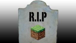 Minecraft is dying. Minecraft Blog Post