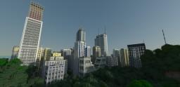 West Egg City (Modern City Download) Minecraft