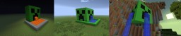 How to Create a Simple Creeper Fountain! Minecraft Blog Post