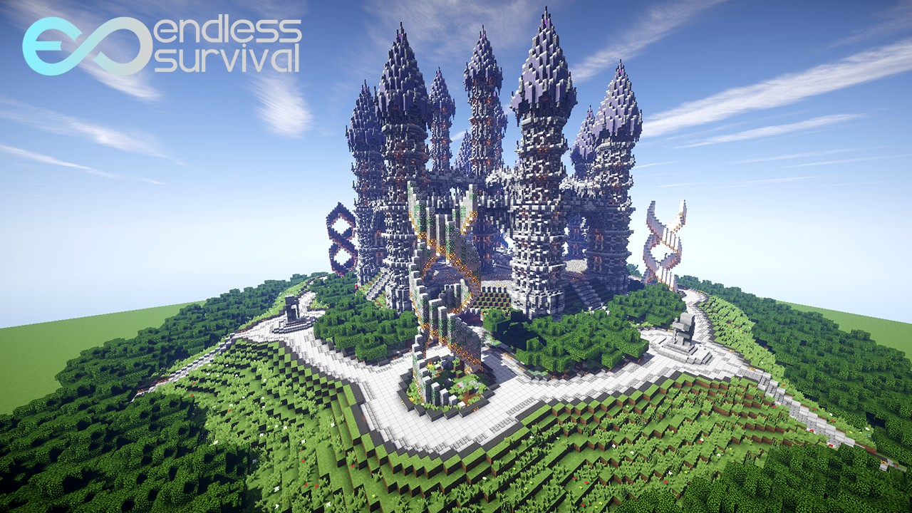 Endless Survival [1 12 2] Minecraft Server
