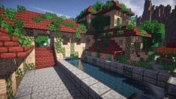 Ruined Villa PVP Map Minecraft Map & Project