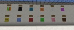Colour Parkour Minecraft Map & Project