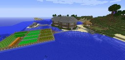 Survival House 1 Minecraft