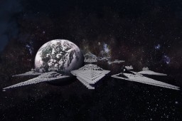 Imperial Navy Minecraft Project