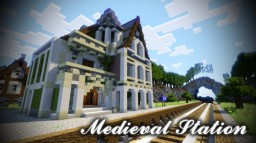 Medieval Station Minecraft Project