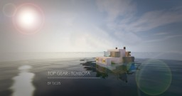 Vehicle - Toybota (Top Gear) Minecraft