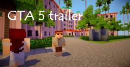 Minecraft GTA 5 trailer Minecraft Blog Post