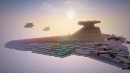 Star Wars Plot Minecraft Project