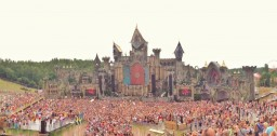 Tomorrowland Festival 2015 Minecraft Map & Project