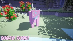Sugar Rush Minecraft Texture Pack