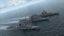 Akizuki-class destroyer [秋月型駆逐艦] Minecraft