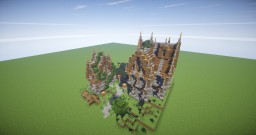 SonOfBULITS - Medieval Houses - Featured Trial Build Minecraft