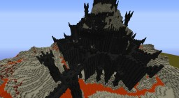 barad dur/Lugbúrz Minecraft Project