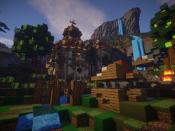 My Octovon Build Team Application Minecraft Map & Project