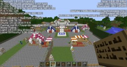 Lenne Square 1000 AD - Chrono trigger Minecraft Map & Project