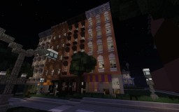 Brooklyn Style Urban Buildings   World of Keralis Minecraft Map & Project