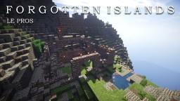 Forgotten Island Minecraft Map & Project