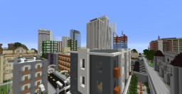 Silverston - Modern City Project Minecraft Map & Project