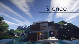 SILENCE | modern house Minecraft Project