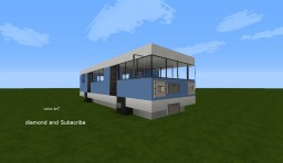 Volvo br7 Minecraft Project
