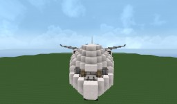 How to make an airplane Minecraft Blog Post