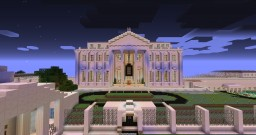 White House Minecraft Map & Project