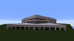 Sleep Train Arena Minecraft Map & Project