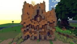-= Lvl 12 =- Medival Town House Minecraft