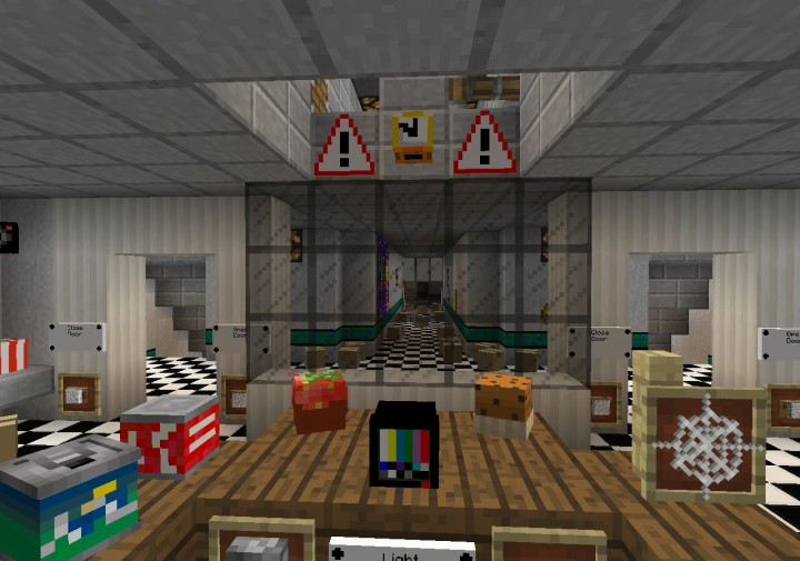 Samgladiator fnaf nightmare map download minecraft project