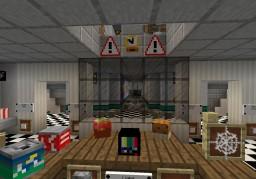 Samgladiator FNAF Nightmare MAP! DOWNLOAD! Minecraft Project