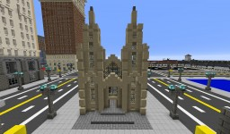 Gothic Church | UAO Minecraft Map & Project