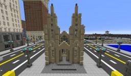 Gothic Church | UAO Minecraft Project