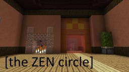 [the Zen circle] (puzzle map) Minecraft
