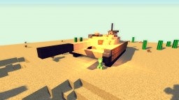 T-72M (Re-Upload) Minecraft
