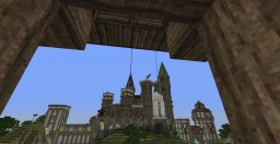 Medieval city by ZubrCZ and RandomCZ Minecraft Map & Project