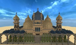 Taj Mahal - Mosque Minecraft Map & Project