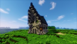 elven/fantasy small house