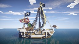 One Piece: Going Merry Minecraft Map & Project
