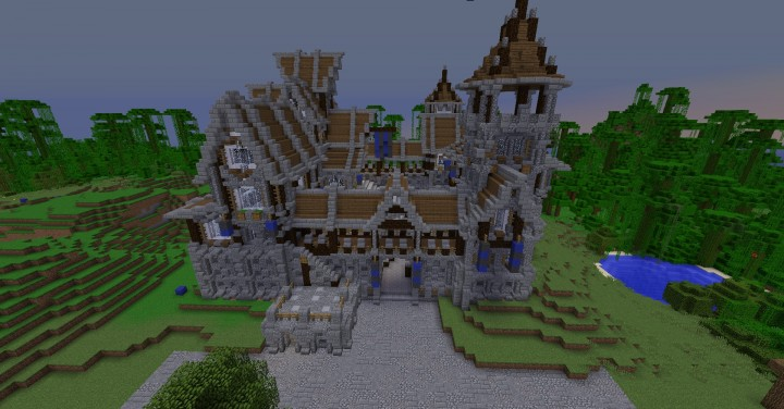 Little Castle Minecraft Project